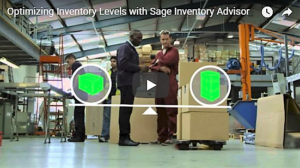 Optimizing Inventory Levels Sage Inventory Advisor